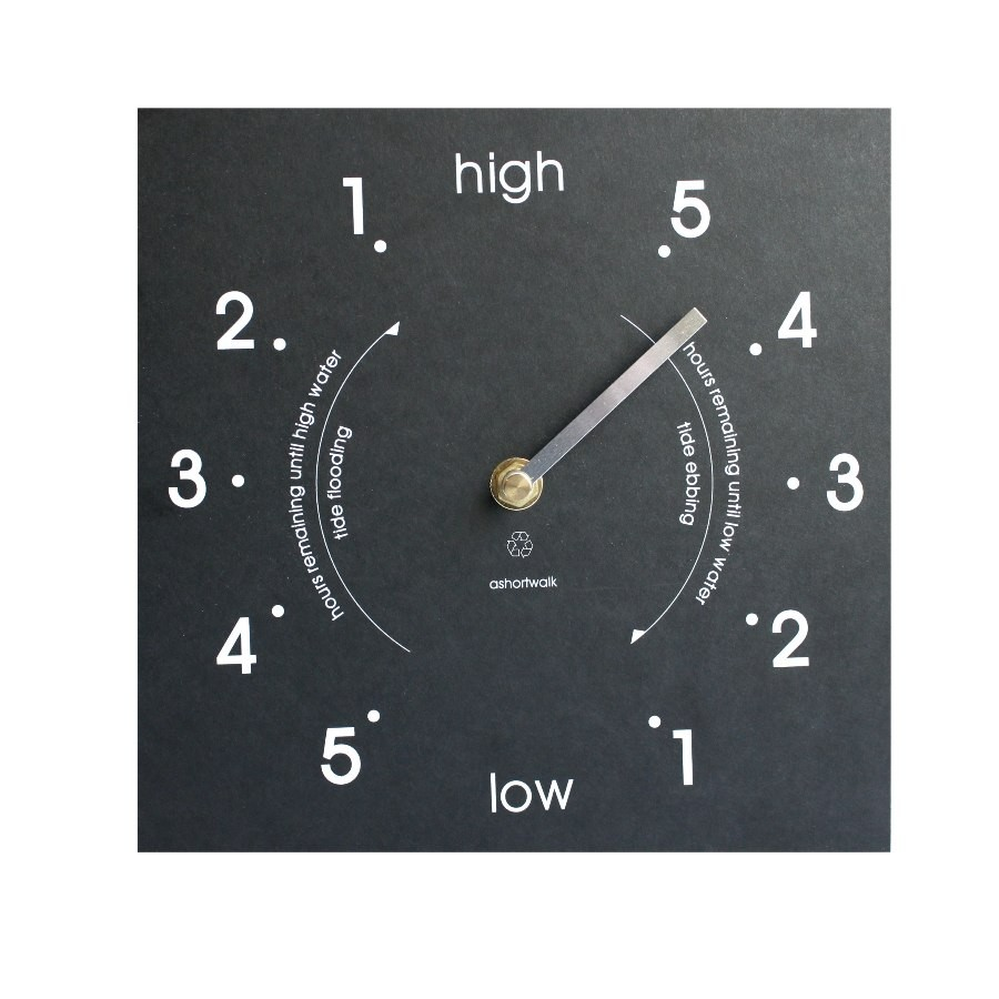 Eco Tide Wall Clock