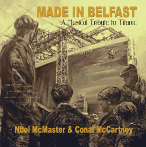 """New"" Made In Belfast CD"