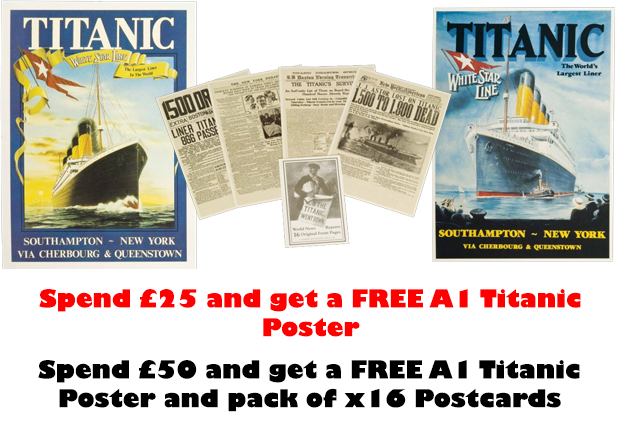 Free Titanic Poster from www.rmstitanic100.co.uk