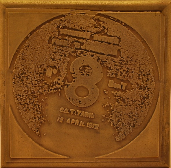 White Star Line | Titanic | Lifeboat No. 8 | Bronze Wall Plaque