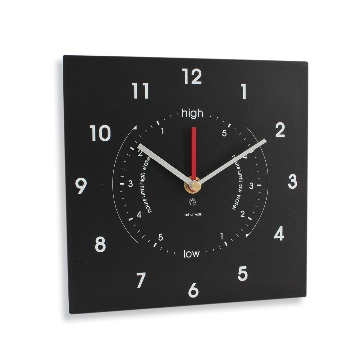 Eco Time and Tide Wall Clock