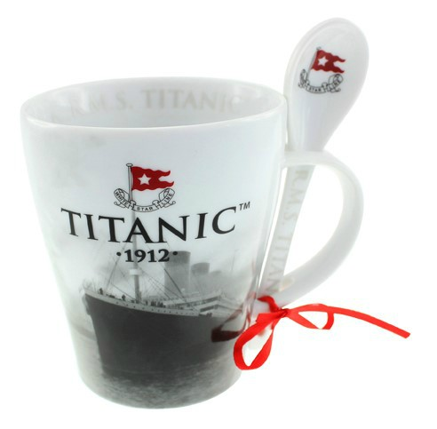 Titanic Glassware and Ceramics