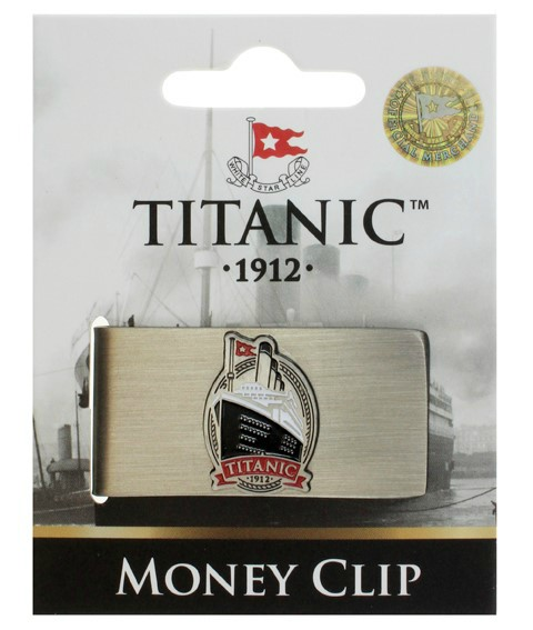 Titanic 1912 Money Clip