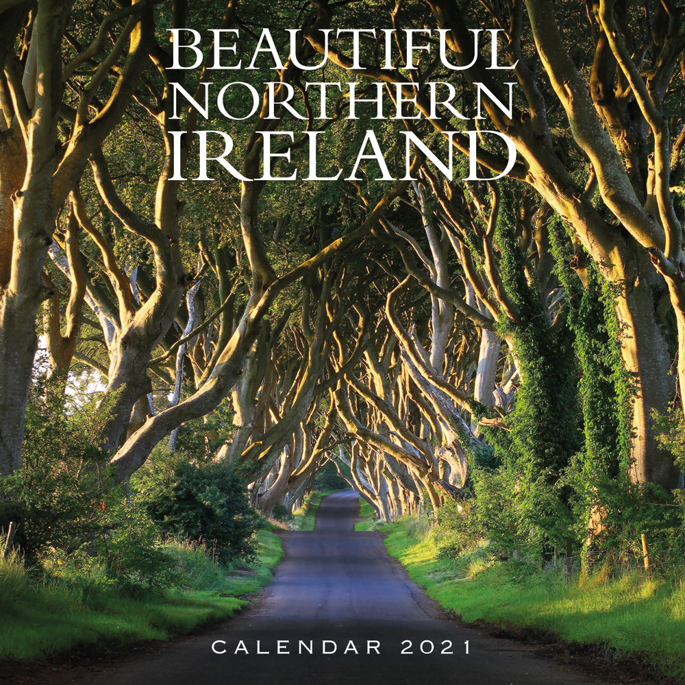 Beautiful Northern Ireland Calendar 2021