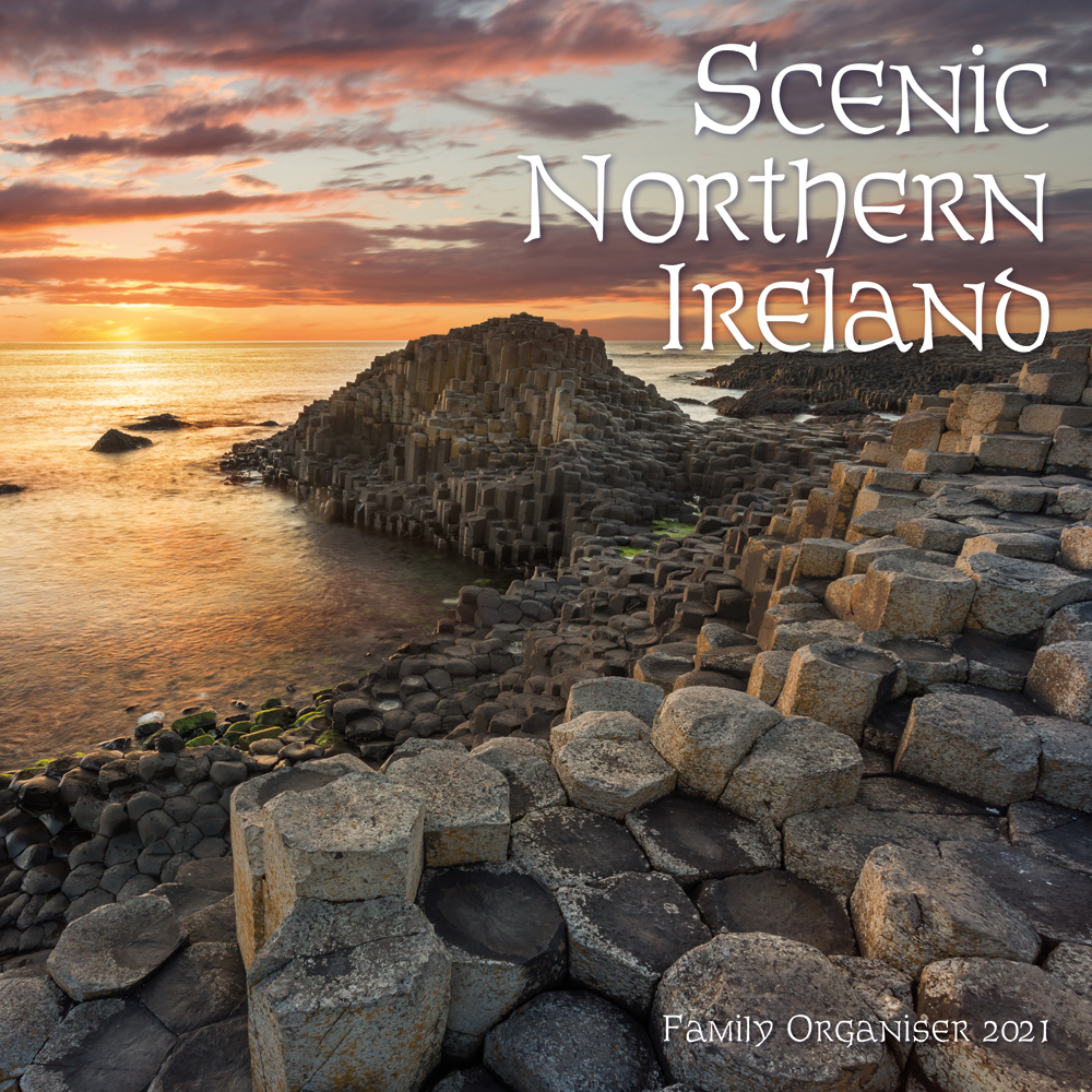 Scenic Northern Ireland Family Organiser 2021
