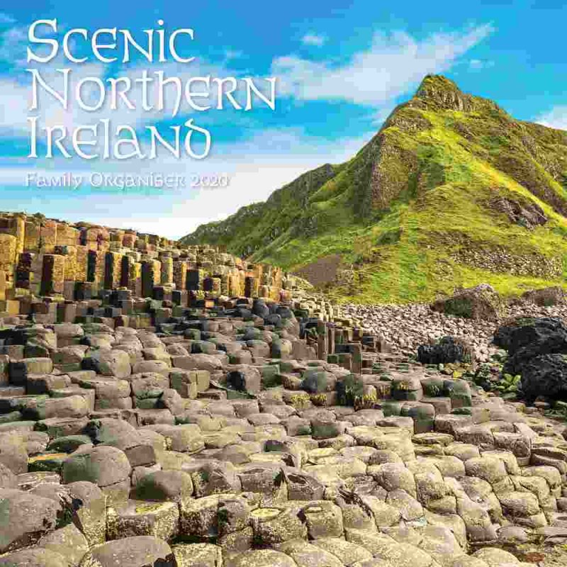 Scenic Northern Ireland Family Organiser 2020
