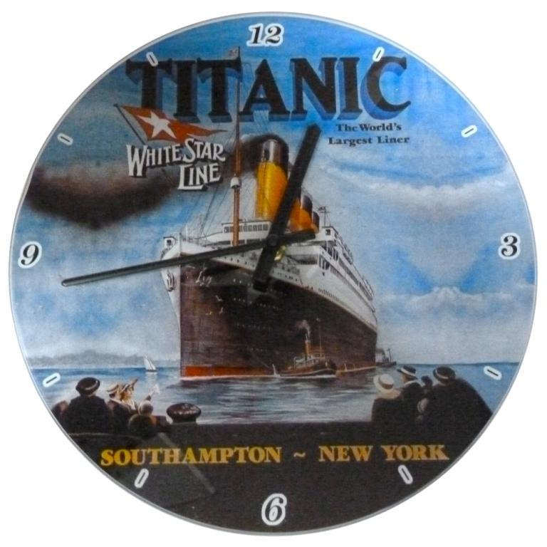 RMS Titanic Clocks