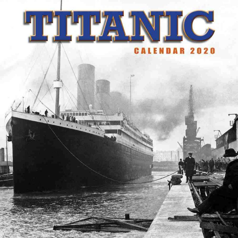 *Titanic and NI Calendars 2020