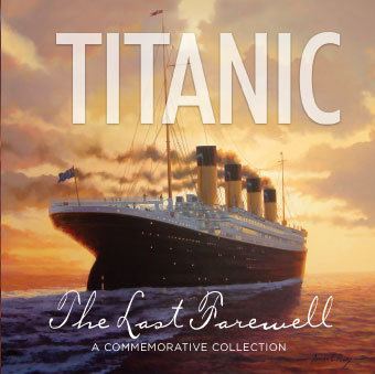 Titanic Commemorative CD